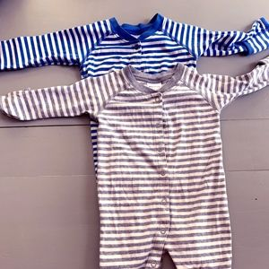 Hanna Andersson Pajama Set- Size 3mos to 6mos